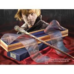 Réplique Harry Potter - Baguette Magique Ron Weasley 35cm