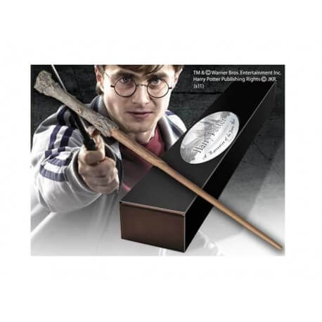 Figurine - Harry Potter - Réplique Baguette Magique Harry Potter
