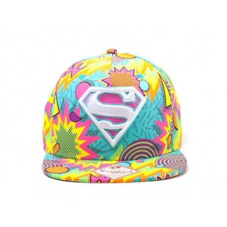 Casquette - Superman - All over print