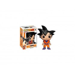 Figurine Dragon Ball Z - Son Goku Black Hair Pop 10cm