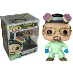 Figurine Breaking Bad - Walter White in cook suit green Pop 10 cm
