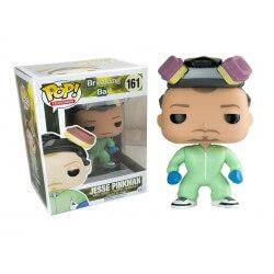 Figurine Breaking Bad - Jesse Pinkman in cook suit green Pop - 10 cm