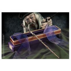 Figurine Harry Potter - Réplique Baguette Magique Professeur Dumbledore 35cm