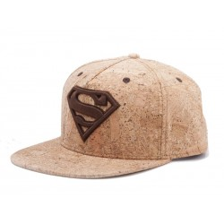 Casquette Superman Cork Effect