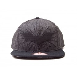 Casquette Batman Dark Knight Grise