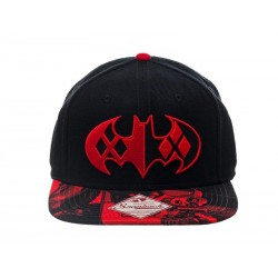 Casquette Batman - Snap back with batman logo