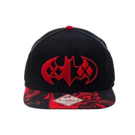 Casquette Batman - Snap back with batman logo