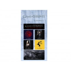 Magnets Game of Thrones - set C