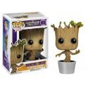Figurine Guardians of the Galaxy - Baby Groot Pop 10 cm