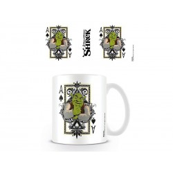 Mug Shrek - Carte à jouer 320ml