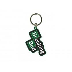 Porte Clé Breaking Bad - Logo Gomme 5cm