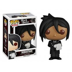 Figurine Black Butler - Sebastian Pop 10cm