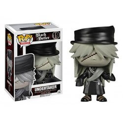 Figurine Black Butler - Undertaker Pop 10cm