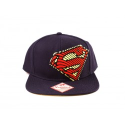 Casquette Superman - Man of Steel Snapback