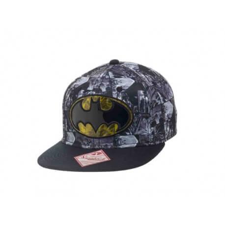 Casquette Batman - All Over Print Snapback Cap