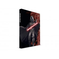 Cahier Sonore Lumineux Star Wars - Darth Vader 15x20cm