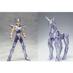 Figurine Saint Seiya Myth Cloth - Unicorne Jabbu 18cm