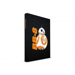 Cahier Lumineux Star Wars Episode 7 - BB-8 15x20cm