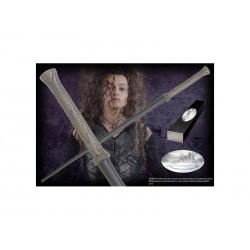 Figurine Harry Potter - Replique Baguette Magique Bellatrix Lestrange 40cm