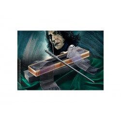 Réplique Harry Potter - Baguette Magique Severus Rogue 35cm