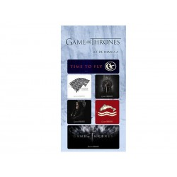 Magnets - Game of Thrones - Set A