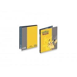 Pokémon - Pocket Portfolio pour 80 Cartes - Pikachu