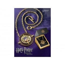 Réplique Harry Potter - Retourneur de Temps Argent et Plaqué Or