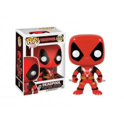 Figurine Marvel - Deadpool Movie With 2 Swords Pop 10cm