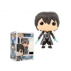 Figurine Sword Art Online - Kirito Clear Blue Exclu Pop 10cm