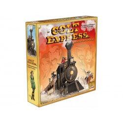 Jeu de Société - Colt Express