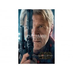 Poster Star Wars Episode 7 - Han Solo 61x91.5cm