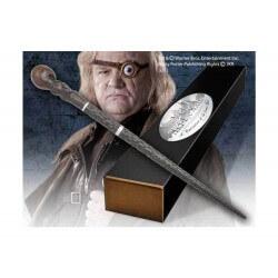 Réplique Harry Potter - Baguette Magique de Maugrey Fol-Oeil 40cm