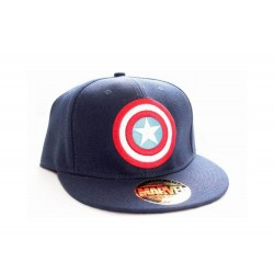 Casquette Marvel - Captain América Logo Snapback