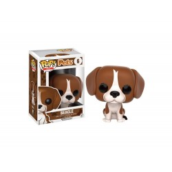 Figurine Pets - Chien Beagle Pop 10cm