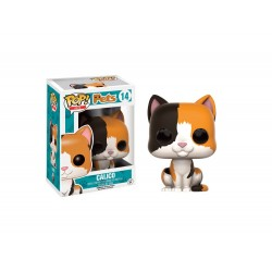 Figurine Pets - Chat Calico Pop 10cm