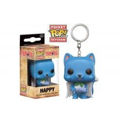 Porte Clé Fairy Tail - Happy Pocket Pop 4cm