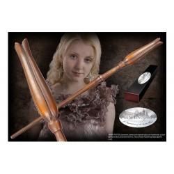 Replique Harry Potter - Baguette Magique Luna Lovegood (édition personnage) 40cm