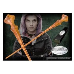 Replique Harry Potter - Baguette Magique Nymphadora Tonks (édition personnage) 40cm