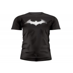 T-Shirt DC Universe - Logo Batman Noir Homme Taille S