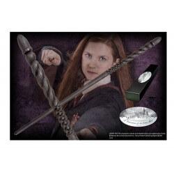 Replique Harry Potter - Baguette Magique Ginny Weasley (édition personnage) 40cm