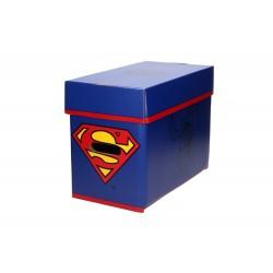Boite Carton Comic Box DC Universe - Superman 35 x 19 x 30cm