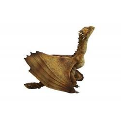 Figurine Game of Thrones - Baby Dragon Viserion 12cm