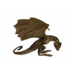 Figurine Game of Thrones - Baby Dragon Rhaegal 12cm