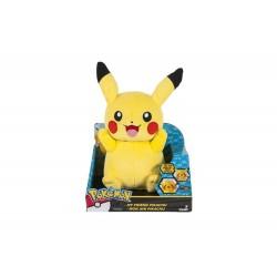 Peluche Pokemon - Pikachu Interactif 20cm