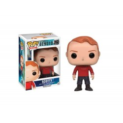 Boite Abimée - Figurine Star Trek Beyond - Scotty Pop 10cm