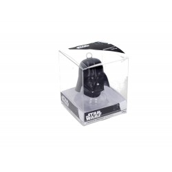 Décoration de Noel Star Wars - Tête Darth Vader 3D 5cm