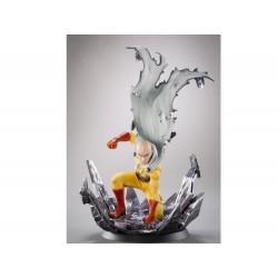 Figurine One Punch Man - Tsume DX-tra Collection - Saitama 23cm