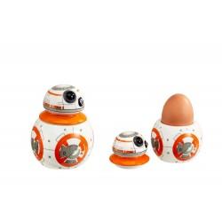 Coquetier Star Wars - BB-8 Céramique 7cm