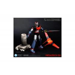 Figurine Mazinger Z - Mazinger Z Blue variant Version 17cm