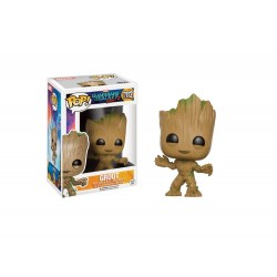 Figurine Guardians of The Galaxy 2 - Young Groot Pop 10cm